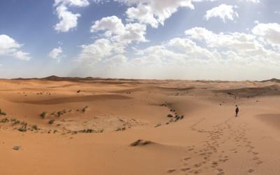 Woestijn Kern Konsult Stilte a.u.b.