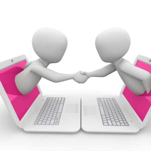 Contact laptops