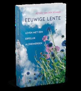 Boekcover Eeuwige Lente
